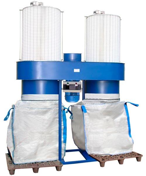 Предназначены для удаления стружки и пыли из зоны обработки и исключения ее